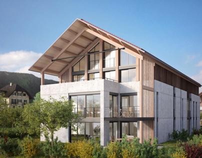 BARRES & COQUET Architectes / Thoiry