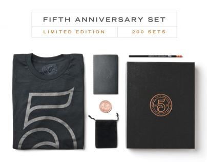 Ugmonk 5th Anniversary Set