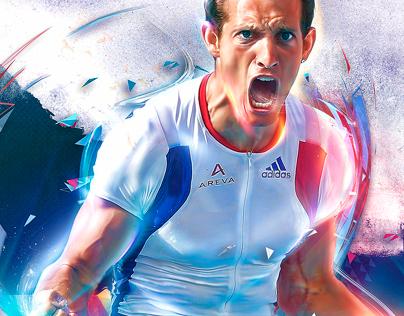 Sport illustrations #2