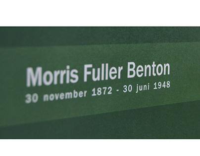 Typography History | Morris Fuller Benton