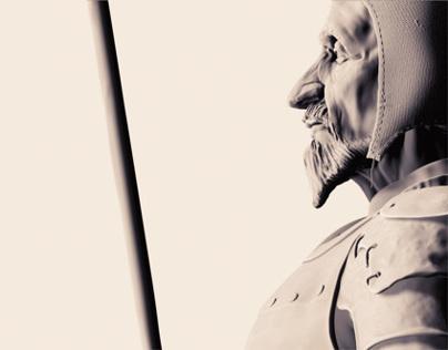 Don Quichote, Homme De La Mancha