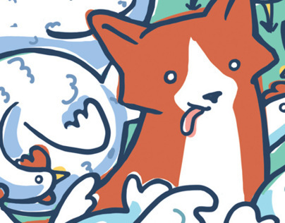Fox Among the Chickens