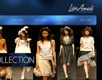 Lior Amedi - Fashion designers