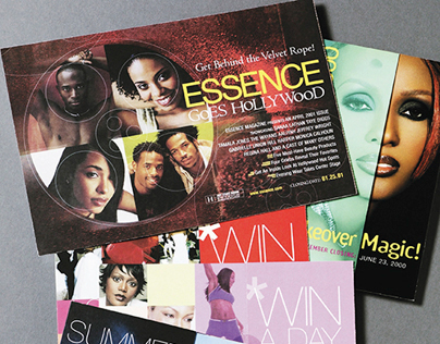 Essence Sales Collateral