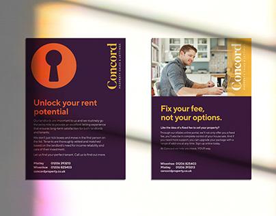 Concord Property | Rebrand