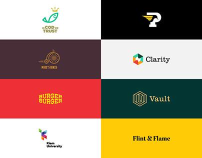 50 Logos in 50 Days