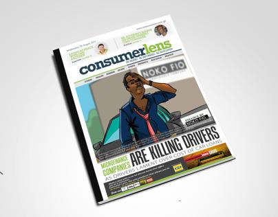 Consumerlens Newspaper