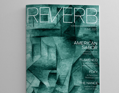 Reverb: A Lincoln Center Publication