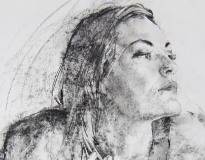 The Black Coat Project - Studio Sessions - Sarah M