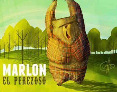 MARLON EL OSO PEREZOSO