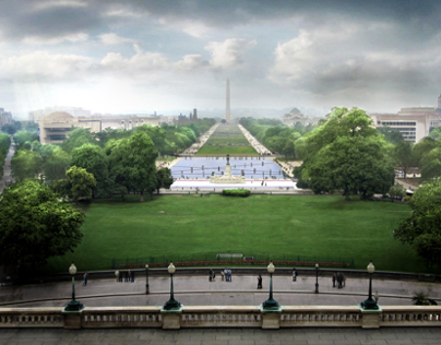Unified Ground: Union Square – National Mall