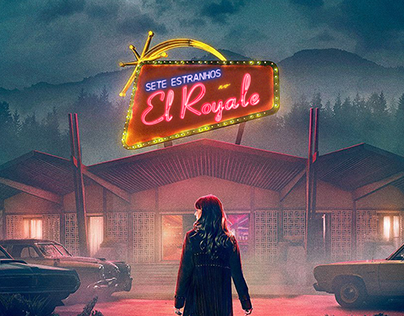 Bad Times At The El Royale   Social Media
