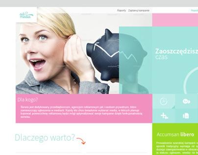 ad2media | user interface