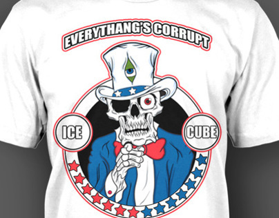 Ice Cube Shirt Contest Entry