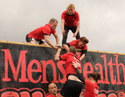 Men's Health Survival of the Fittest Nottingham 2012