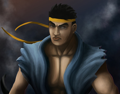 Ryu - Personal project
