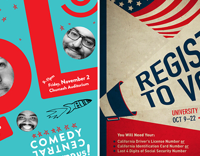 Comedy Central / Voter Registration
