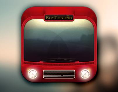 App Icon Bus Coruña