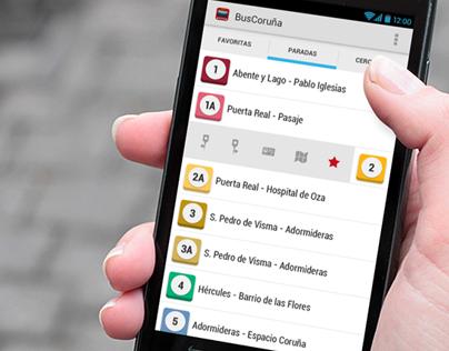 Bus Service App