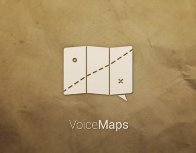 Voice Maps Logo
