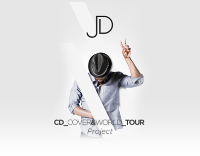 Jason Derulo CD_Covers&World_Tour Posters