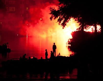 """August 28th """"Groningen ontzet"""""""