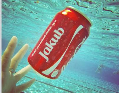 Coca-Cola Connect Facebook Communication