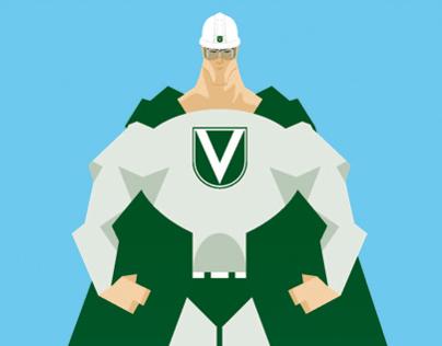 V-man