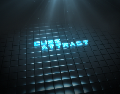 Demo Motion Graphic 2013 : Cube Attract