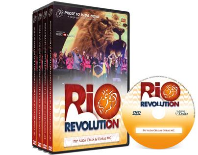 DVD RIO REVOLUTION