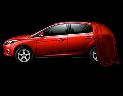 Ford Focus Pre-Launch Teaser