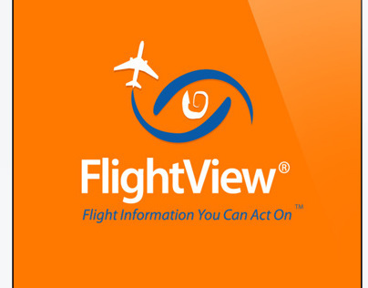 FlightView App Redesign for IOS7
