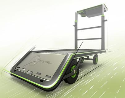 Hong Kong Push Cart