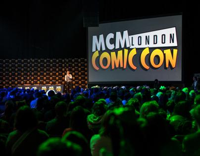 MCM Comic Con London [May 2013]