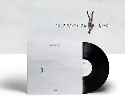 Cover art | Trem Fantasma - Lapso