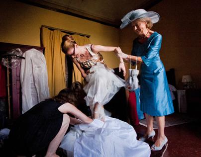 Wedding reportage - Italy