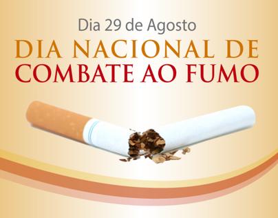 Campanha Contra o Fumo - Beneficência e São José
