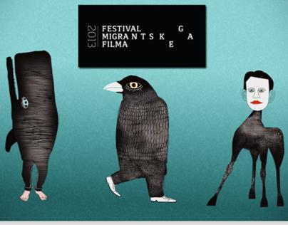 [video] Festival Migrantskega Filma 2013 - Coverage