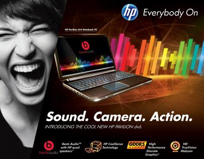 Hewlett Packard (HP), India
