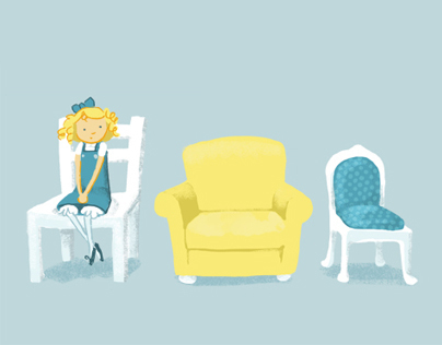 Goldilocks and the 3 Chairs