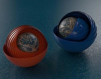 Spherical Rotation