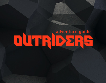 Outriders identity