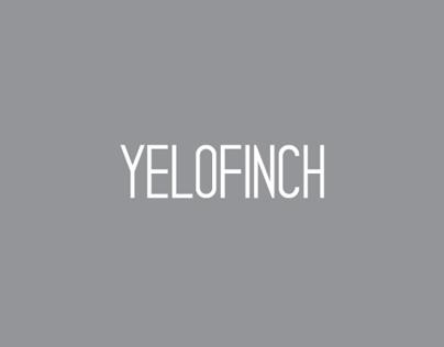 YELOFINCH - Typeface