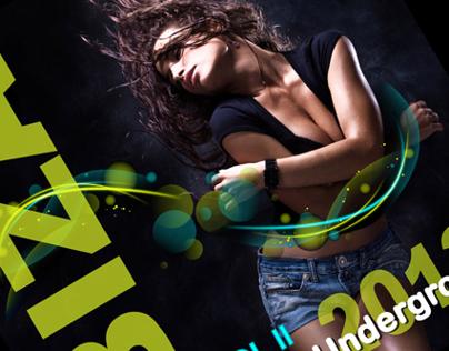 IBIZA DEEP UNDERGROUND 2013 | Dj Jams