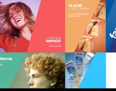ASEPXIA Website.