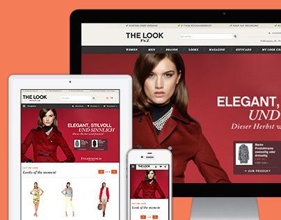 THELOOK – e-commerce retrofitting