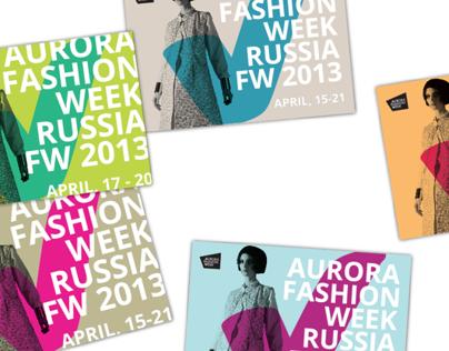Aurora Fashion Week Russia FW 2013
