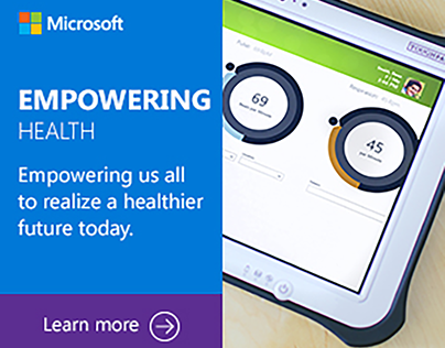 Web Banner Campaign: Empowering Health