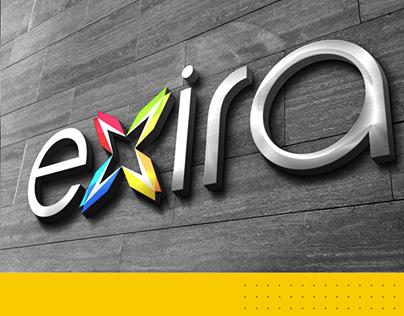 exira logo design