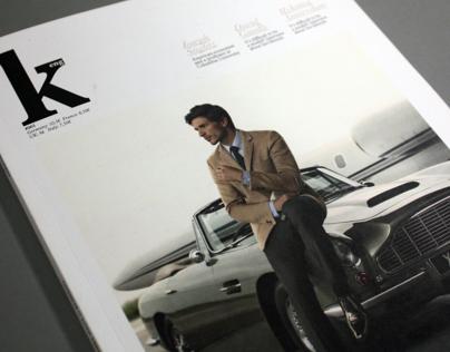 Kcheeng - Magazine